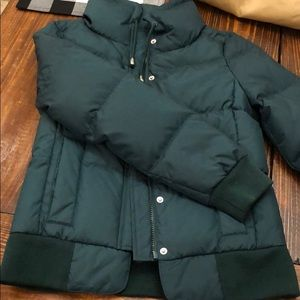 🔥Hunter green Juicy Couture Jacket NEVER WORN